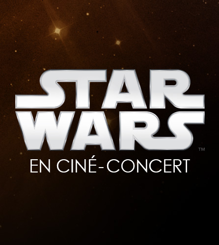 Star Wars en ciné concert